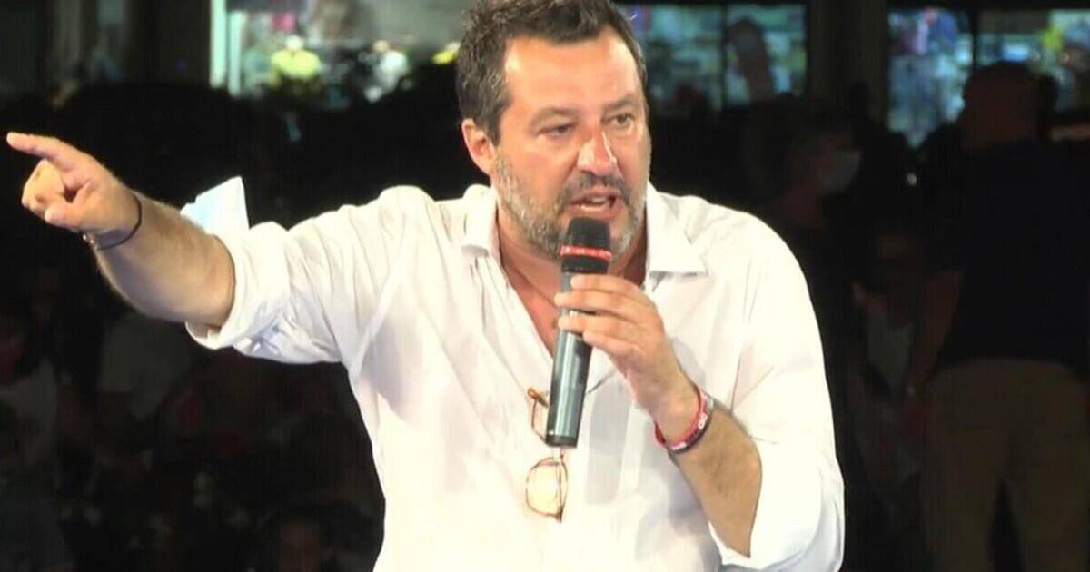 Berlusconi lancia Salvini leader del partito unico ma lo gela sui vaccini