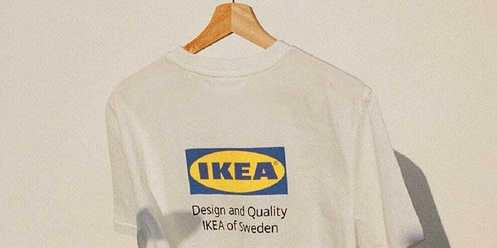 Ikea lancia la collezione di abbigliamento streetwear