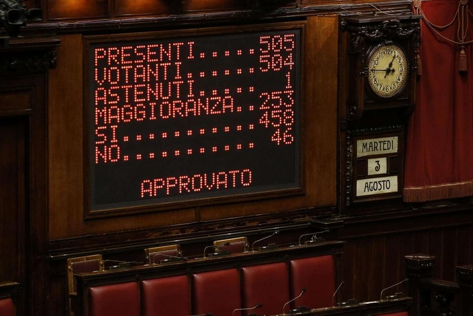 Alla Camera Giustizia il governo incassa doppia fiducia Stasera voto finale