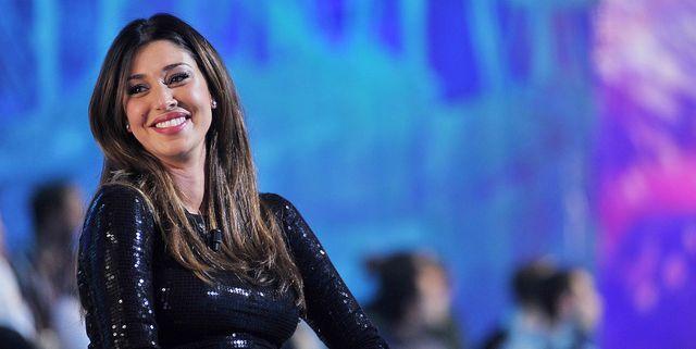 Belen Rodriguez fisico il corpo dopo il parto