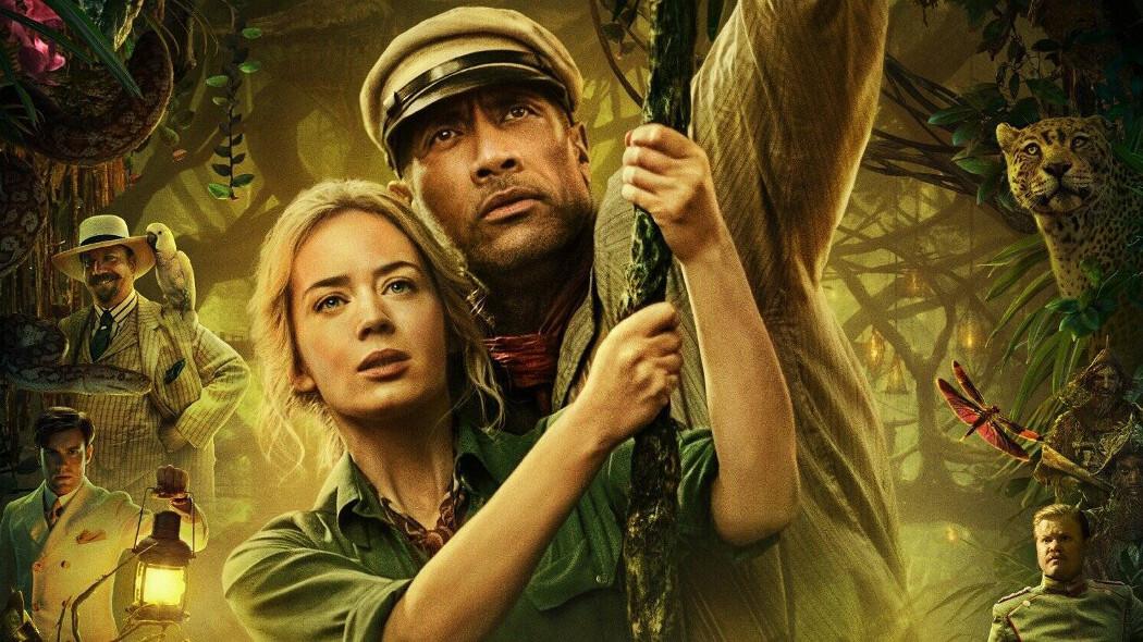 Jungle Cruise e i film tratti dalle attrazioni dei parchi di divertimento