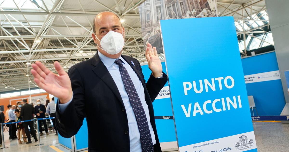 Nicola Zingaretti dà il contentino Covid Niente soldi agli eroi in corsia regala pergamene