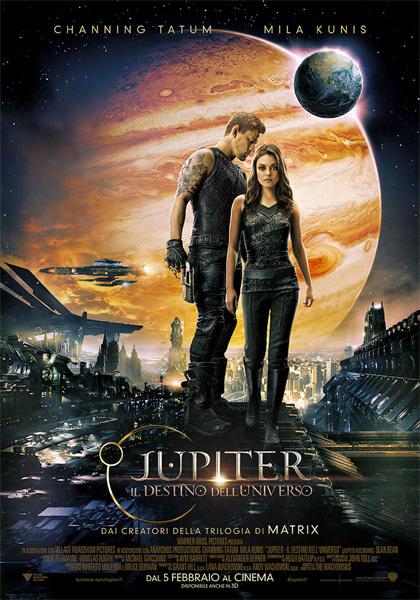 Jupiter - Il destino delluniverso