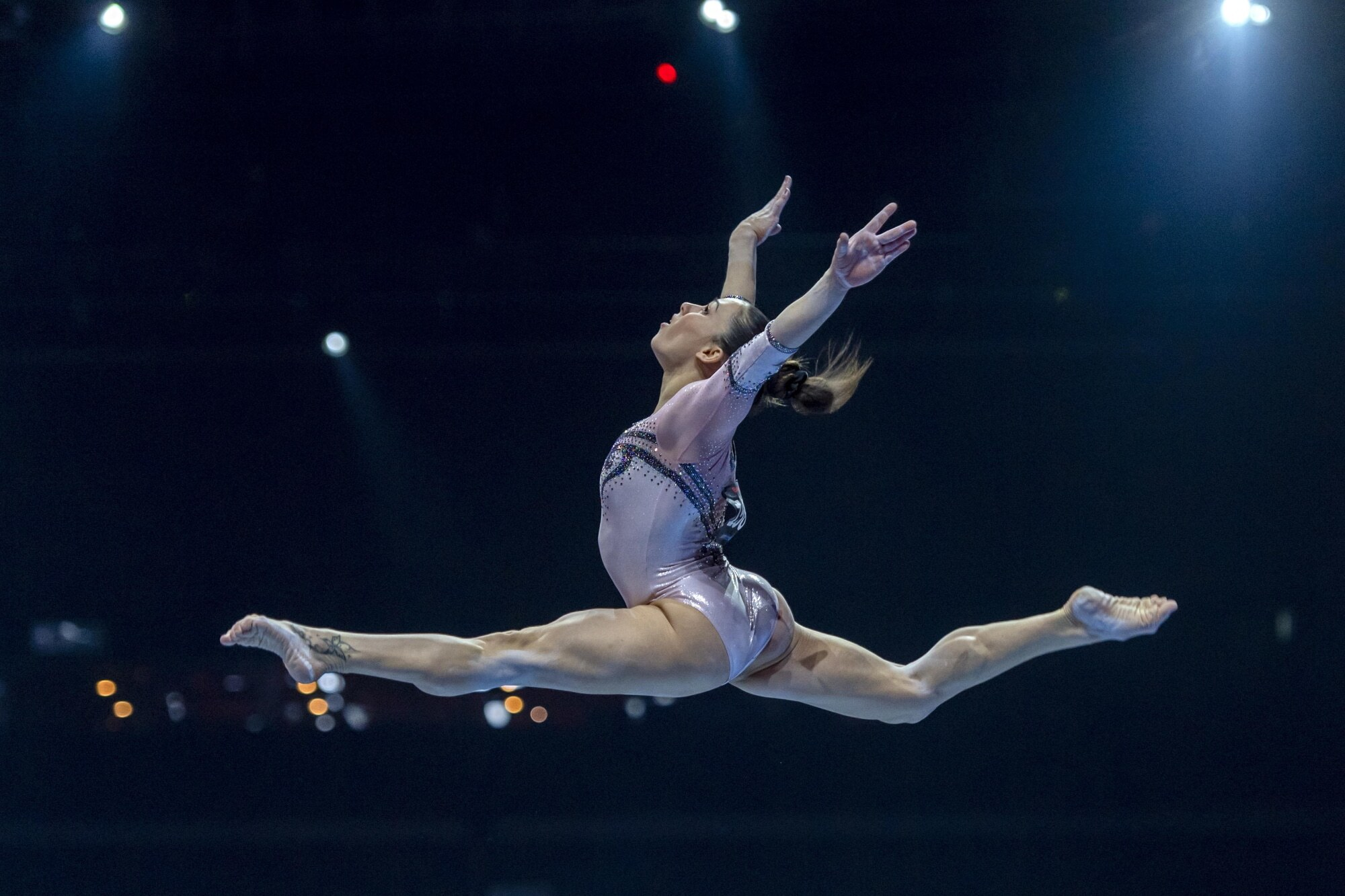 Olimpiadi Vanessa Ferrari fa la storia! Argento nel corpo libero