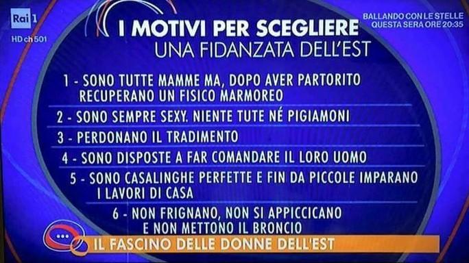 La voce di Italia
