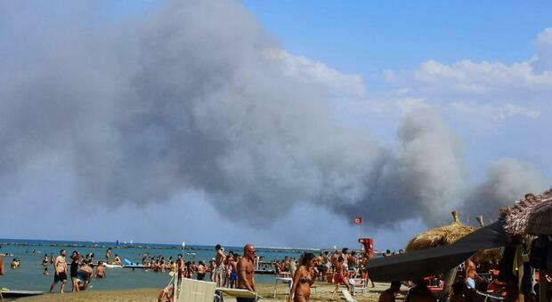 Meteo ondata di caldo (fino a 44°) nei prossimi giorni Cresce lallarme per gli incendi