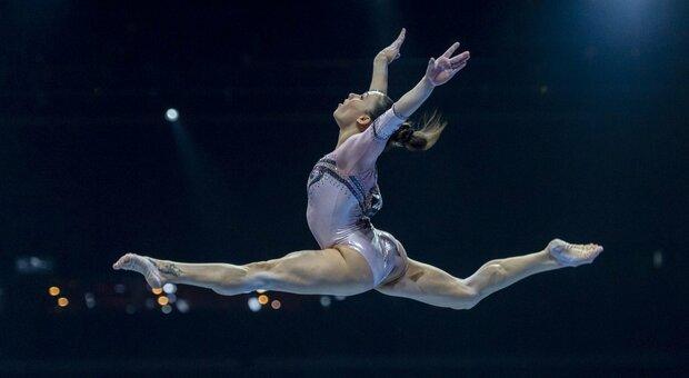 Vanessa Ferrari nel corpo libero lazzurra cerca una medaglia da sogno Lorario della finale