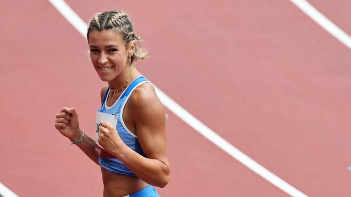 Bogliolo Olivieri e Pedroso tre ostacoliste azzurre in semifinale