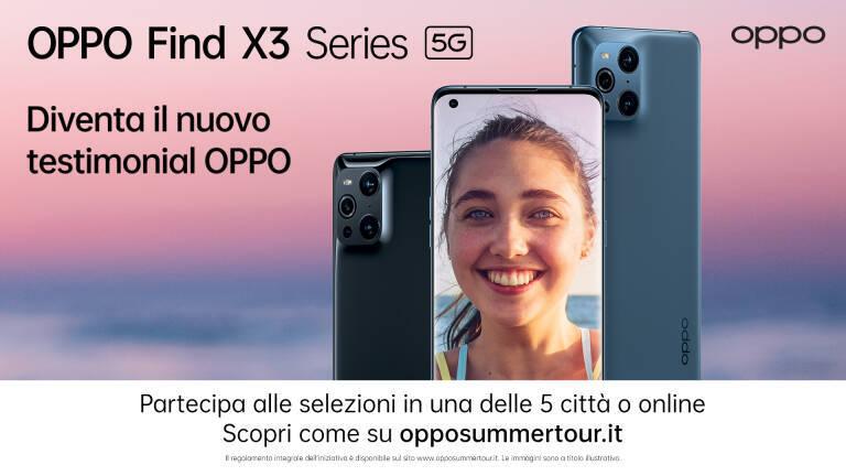 Oppo Summer Tour a Roma per la tappa finale