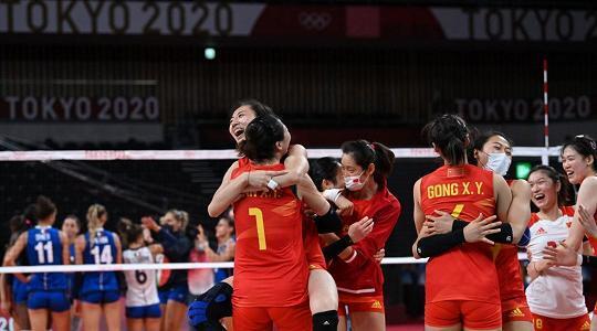 Volley le azzurre ko con la Cina 3 - 0