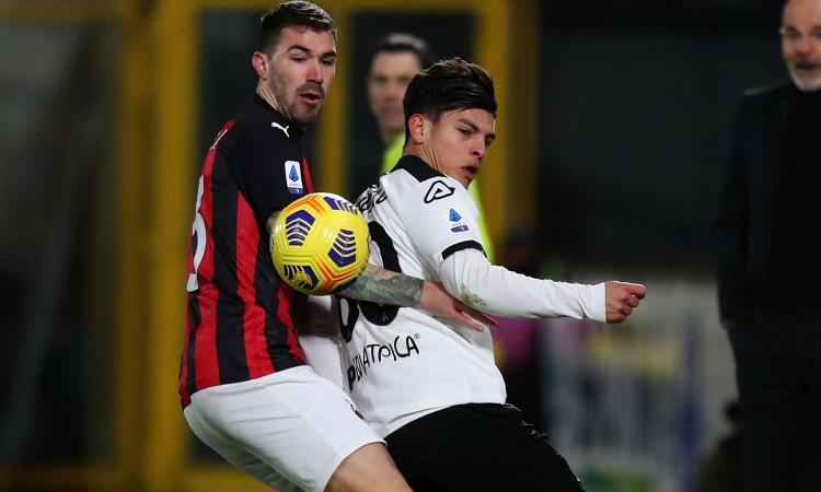 Spezia Thiago Motta rivuole Agudelo le condizioni del Genoa