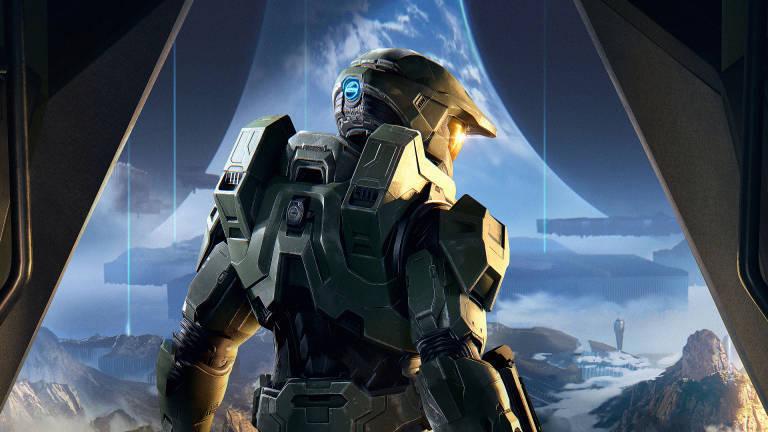 Halo Infinite la tech preview presenta spoiler sulla campagna single player