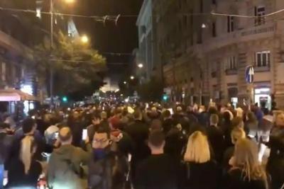 Coprifuoco Campania, scontri e tensione a Napoli