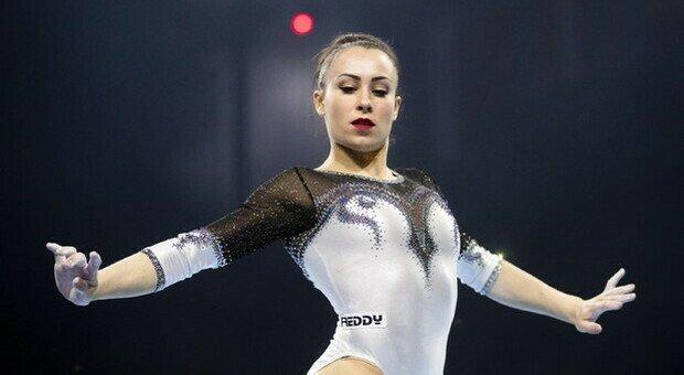 Vanessa Ferrari argento a Tokyo 2020 latleta nella storia della ginnastica artistica italiana
