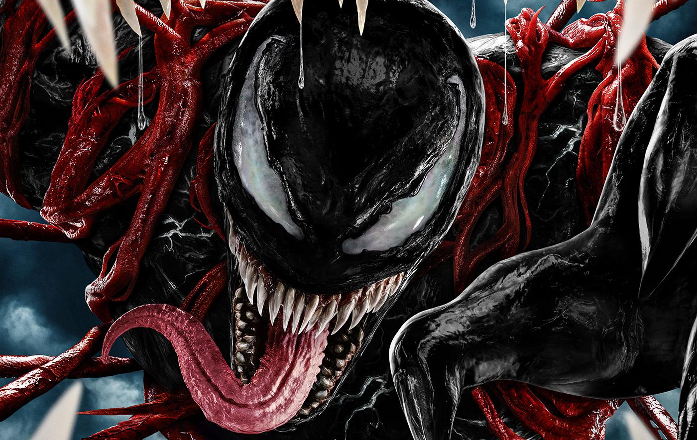 Venom La furia di Carnage la carneficina ha inizio nel nuovo trailer del cinecomic con Tom Hardy