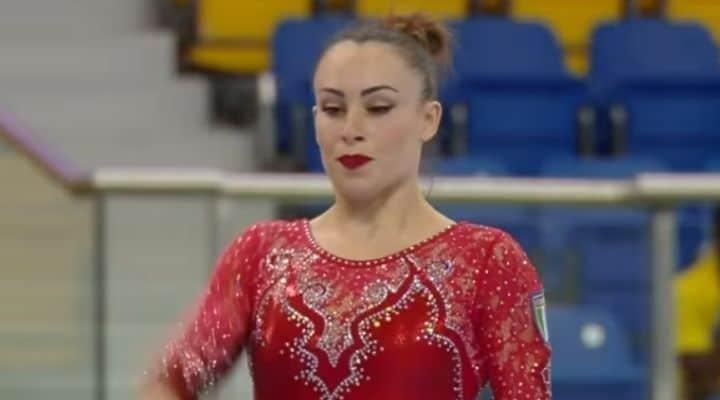 Vanessa Ferrari chi la ginnasta italiana in lizza per loro olimpico il sogno mai realizzato