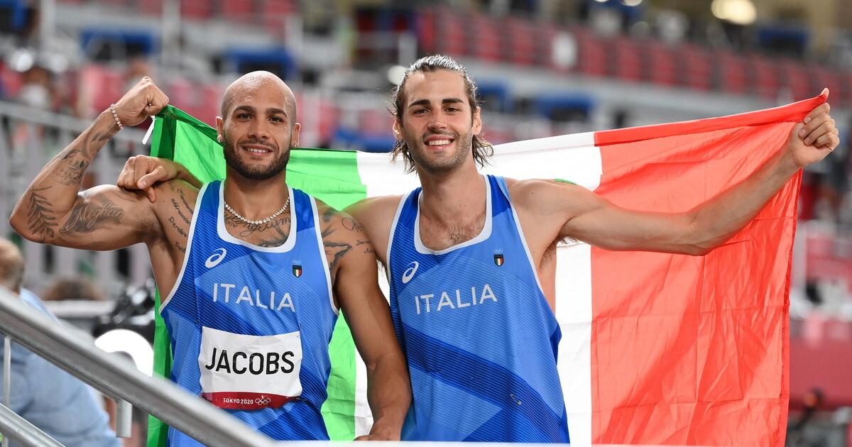 Sergio Mattarella e Mario Draghi invitano Jacobs e Tamberi al Quirinale e Palazzo Chigi onorate lItalia