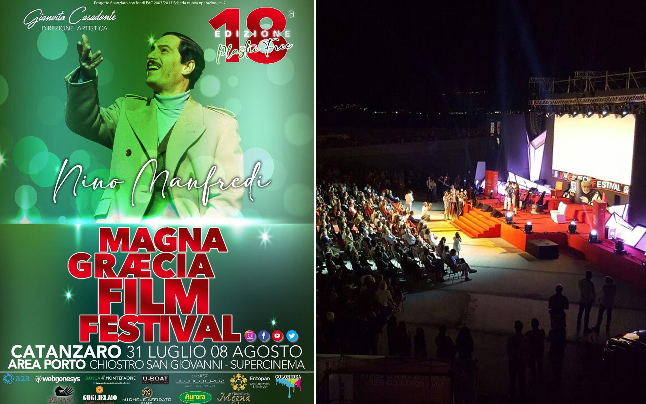 Magna Graecia Film Festival al via la 18esima edizione