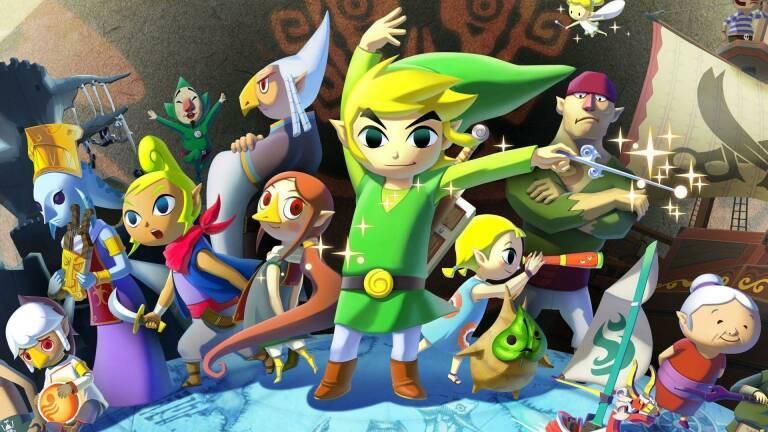 Zelda Wind Waker in Unreal Engine ci pensa un fan