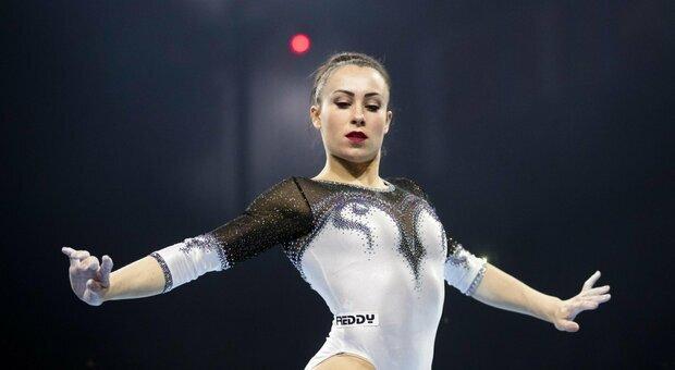 Diretta Ferrari dargento nella ginnastica artistica Storica prima medaglia a 30 anni alle Olimpiadi