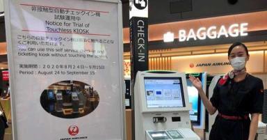 A Tokyo laeroporto contactless per ridurre tempi di attesa e contagi