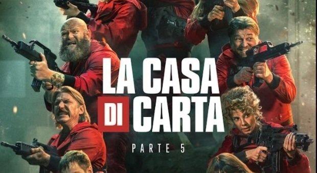 La Casa di Carta 5 Vol1 il Professore in pericolo Su Netflix dal 3 settembre le nuove puntate - GUARDA IL TRAILER
