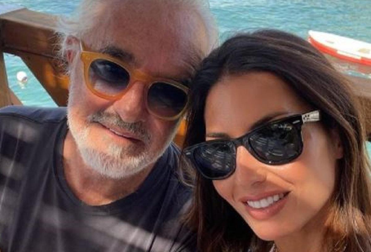 Briatore e Gregoraci il selfie insieme riavvicinamento tra i due?