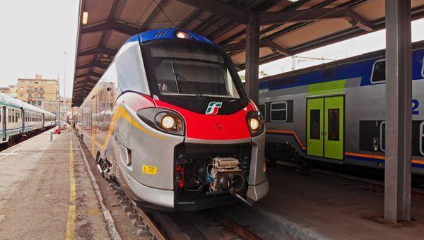 """Gruppo FS, Sicilia sempre più """"Pop"""": consegnati tre nuovi treni"""