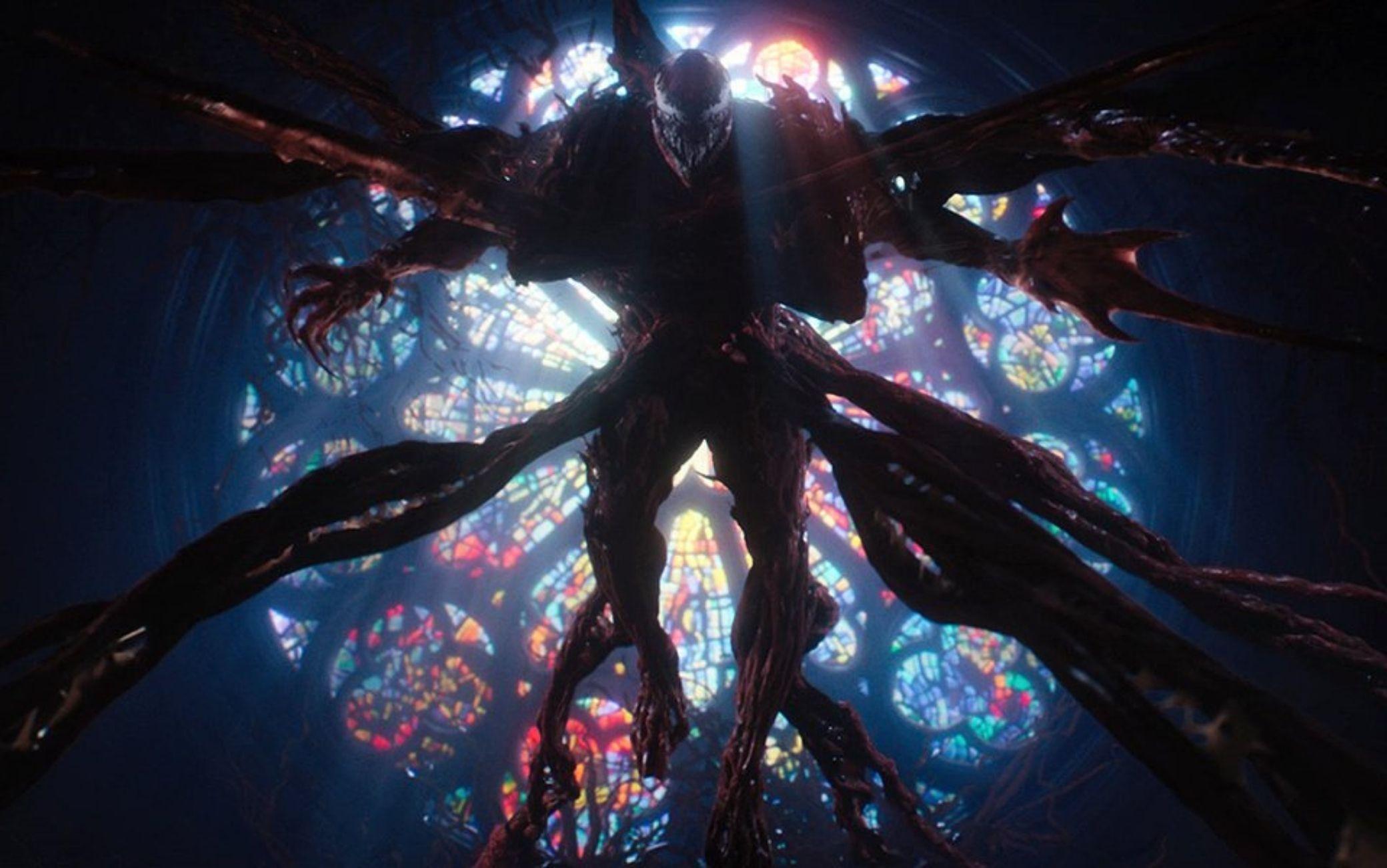 Venom 2 la furia di Carnage il nuovo trailer del film con Tom Hardy