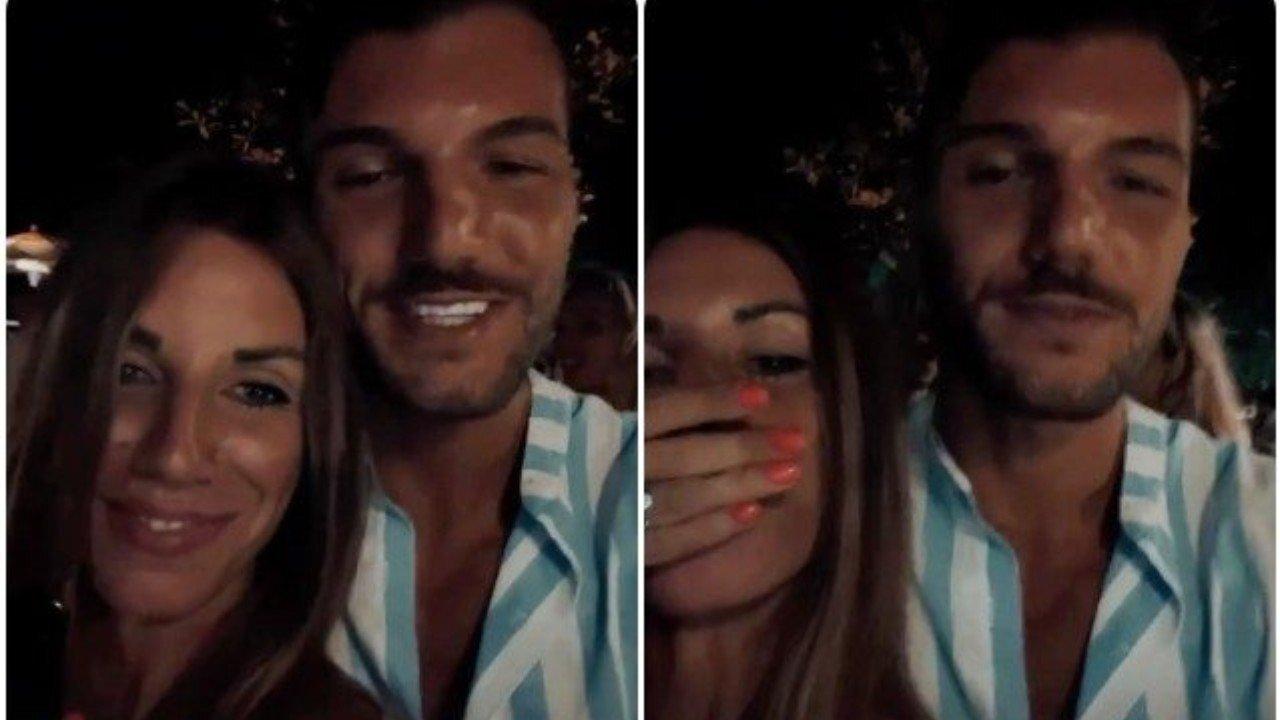 Temptation Island Davide Basolo insieme con Jessica Mascheroni