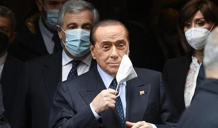 Berlusconi alza bandiera bianca alla destra sovranista; Con la Lega abbiamo reso lItalia più moderna