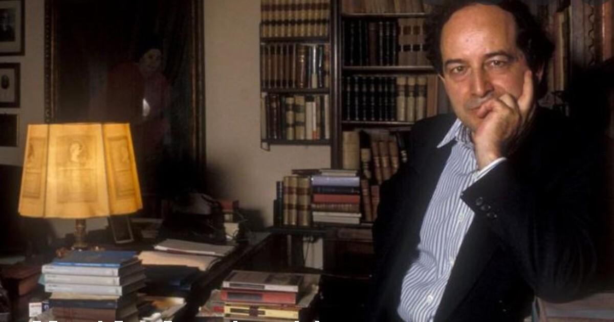 Roberto Calasso ovvero come affrontare la morte con suprema eleganza