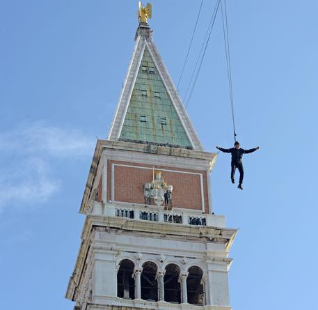 Il cielo sopra San Marco