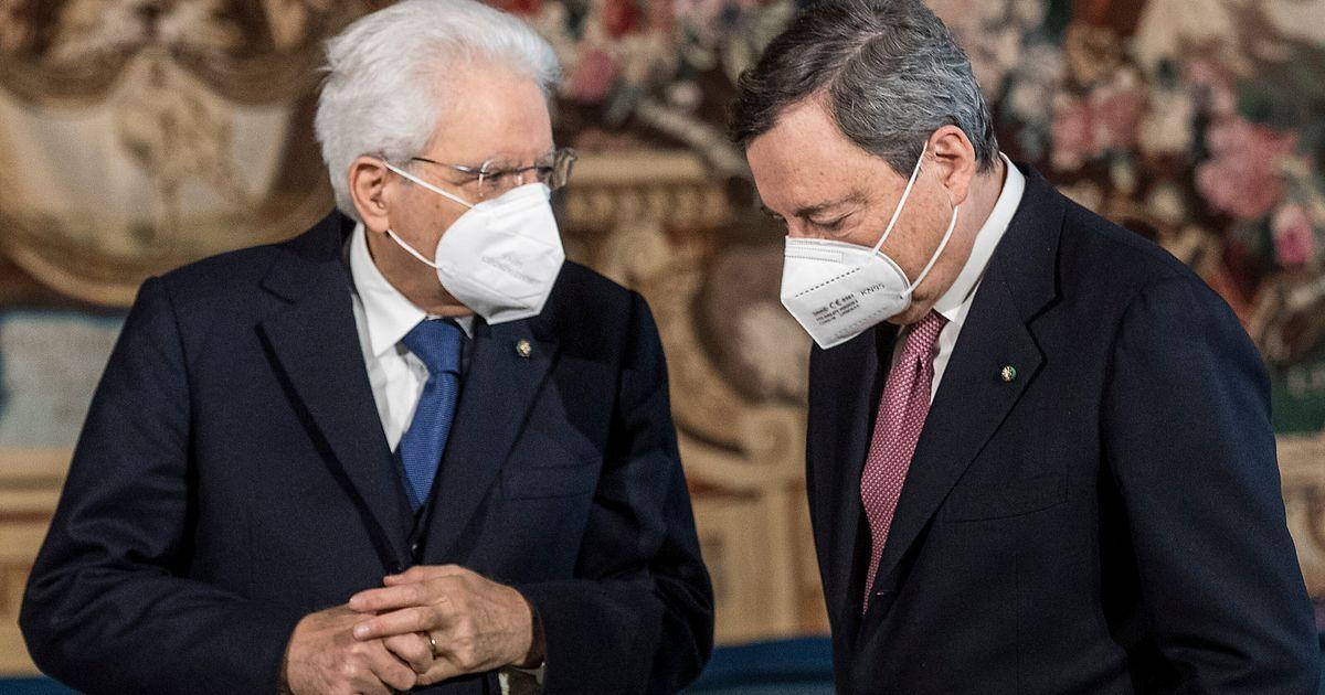 Ci sono solo due presidenti Un coro per Draghi e Mattarella (di D DAlessandro)