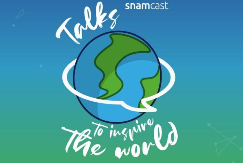 Snam lancia Snamcast, podcast su transizione energetica e sostenibilita'