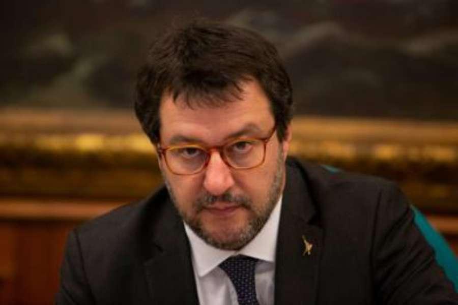 Salvini: Abuso d'ufficio reato fantasma che va abolito