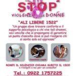 Canicattì, stop alla violenza sulle donne: nasce 'Ali libere 1522'