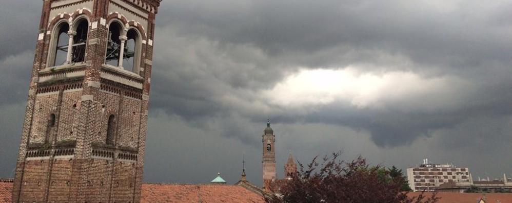 Meteo Monza Brianza: caldo, afa e temporali, anche forti, fino a venerdì