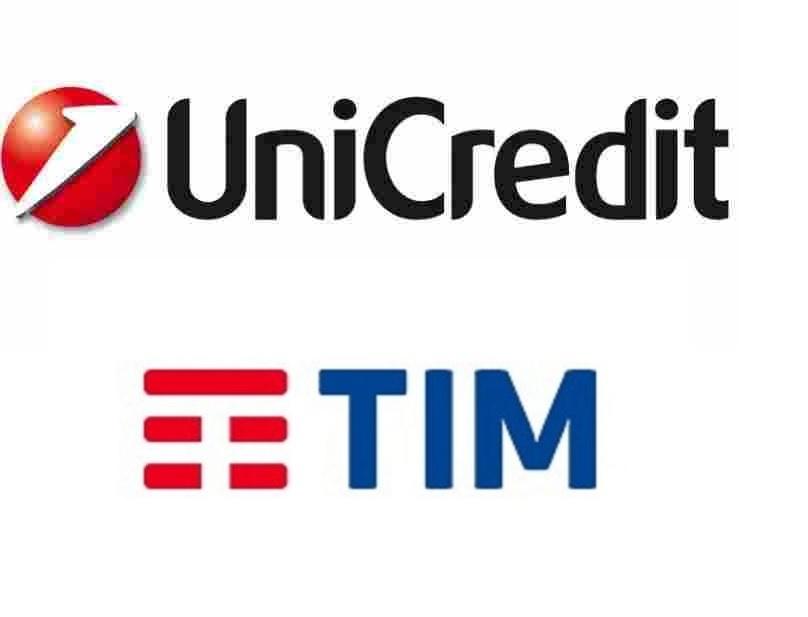 Accordo Unicredit-Tim per sostenere la liquidità di imprese e fornitori
