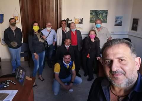Confronto nel pomeriggio di ieri, giovedì 28 a Palazzo Zanca presso l'Assessorato alle Tradizioni Popolari, tra l'Assessore al ramo Giuseppe ...