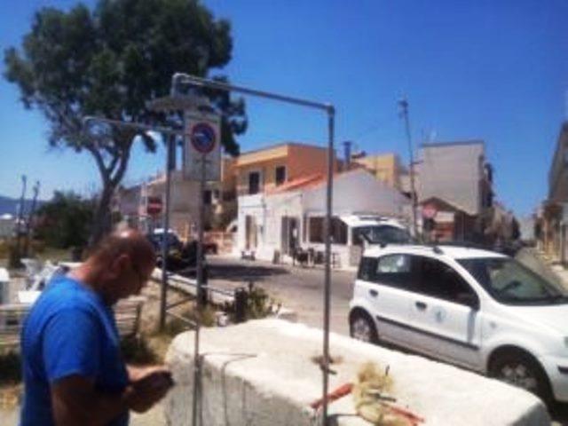 Messina: danneggiate le docce installate a Capo Peloro