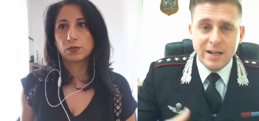 'Furbetti' del reddito di cittadinanza e del lavoro nero: INTERVISTA al capitano Marco Capizone