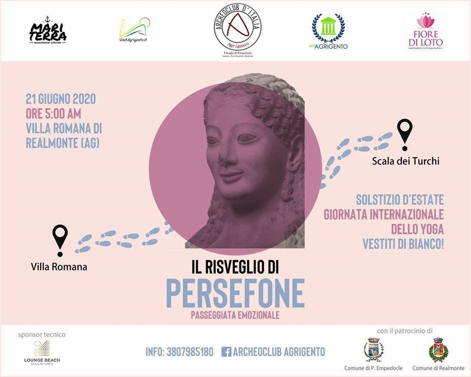 'Il risveglio di Persefone': tra arte, scienza e yoga