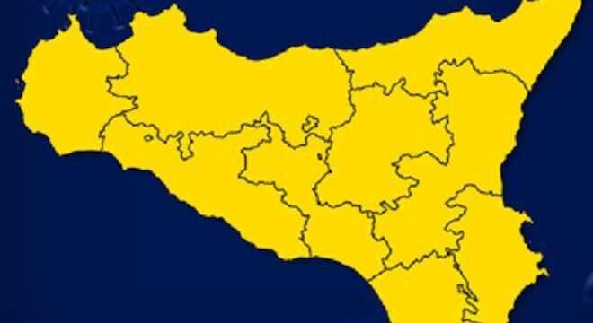 Variante Delta e zona gialla Sicilia tra regioni a rischio