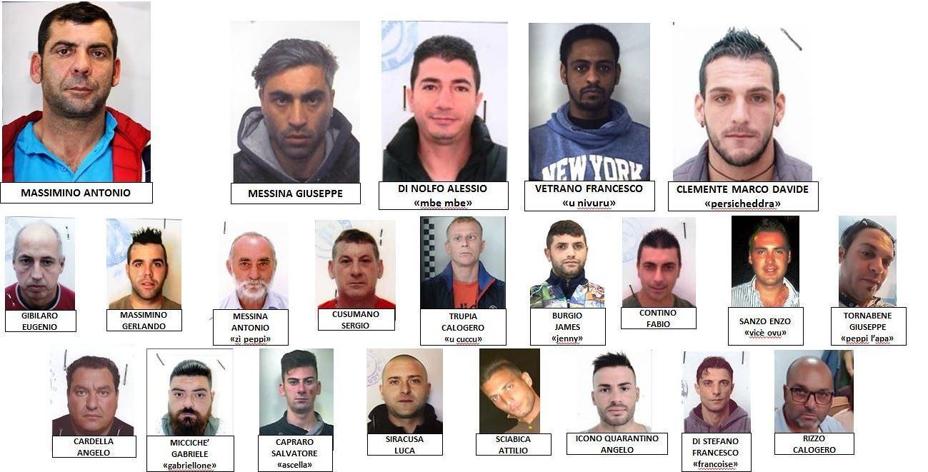 Mafia, Agrigento: inchiesta 'Kerkent': chieste 28 condanne