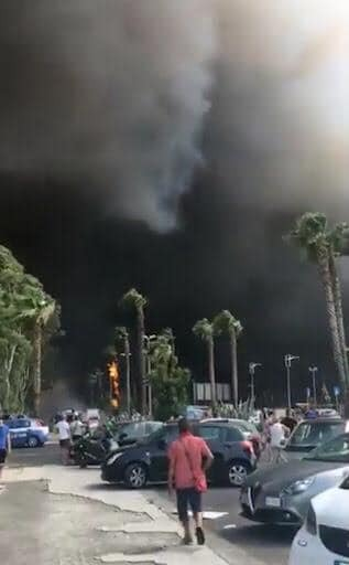 Incendi in Sicilia Coldiretti ombre su fotovoltaico