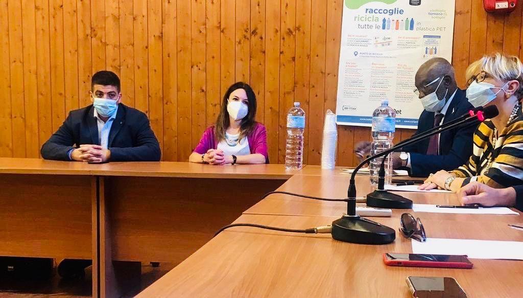 Lampedusa, Perconti e Cimino incontrano il prefetto sul tema dei migranti