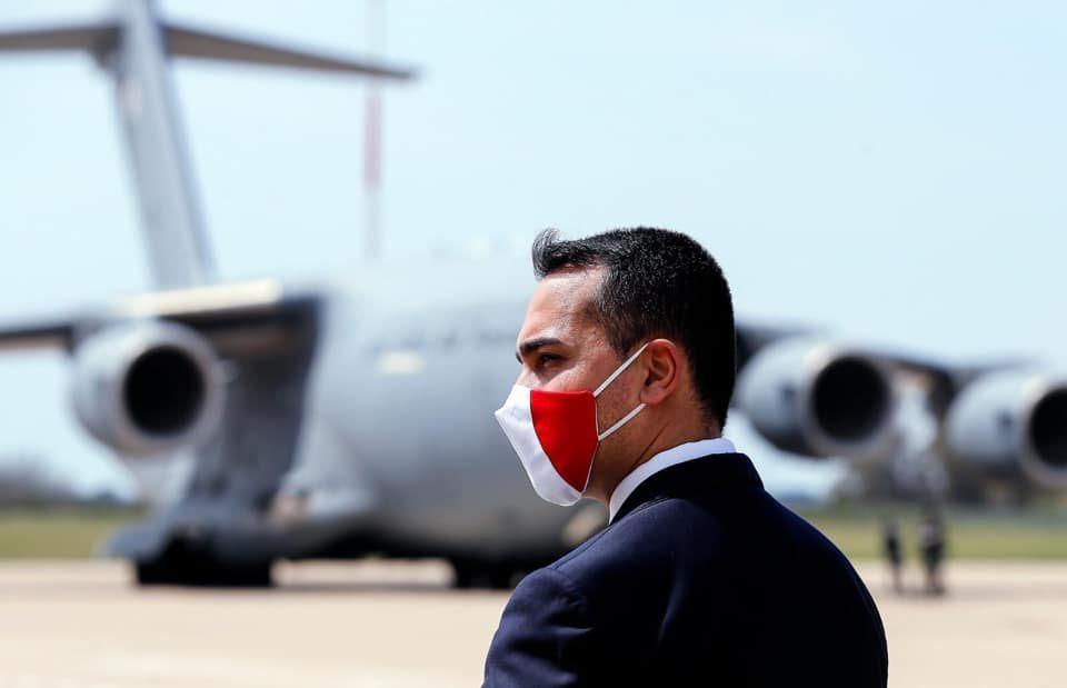 Libia, Di Maio 'L'Italia sostiene il Processo di Berlino'