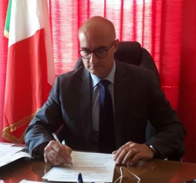 Questura, il dott. Giuseppe Anzalone lascia Siracusa sarà vicario del Questore ad Enna