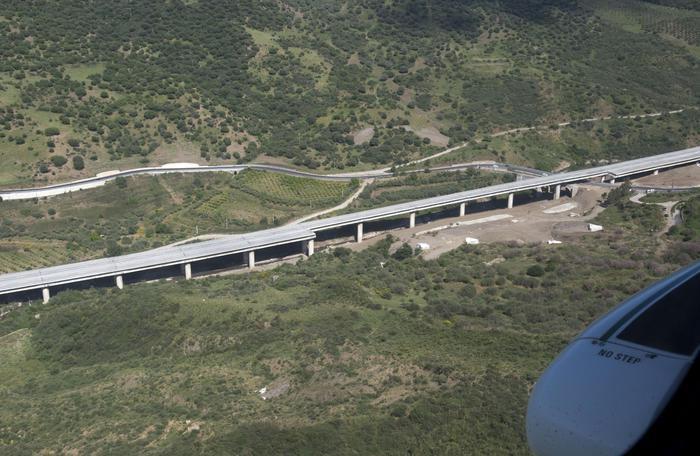 Viadotto Himera: Cancelleri, sarà riaperto a luglio